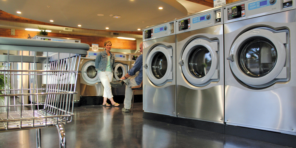 Justin Laundry Systems Arkansas, coin laundry invest